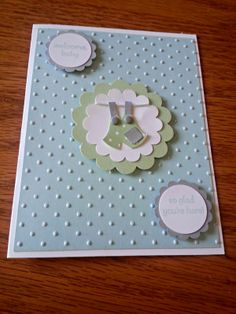 Stampin with Darla and Sisters: April Blog Hop w Stylin Stampin Squad