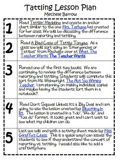 40 Best Tattling Images In 2020 School Counseling School Counselor Beginning Of School