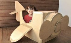 How to make toys with cartons