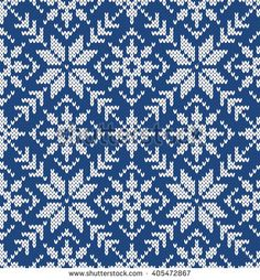 Find Snowflake Seamless Knitting Pattern stock images in HD and millions of other royalty-free stock photos, illustrations and vectors in the Shutterstock collection. Fair Isle Knitting Patterns, Fair Isle Pattern, Crochet Stitches Patterns, Knitting Charts, Crochet Chart, Knitting Stitches, Baby Knitting, Stitch Patterns, Willow Weaving