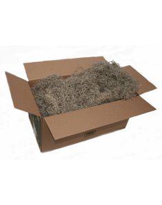 Spanish Moss Natural 10 Lb Box