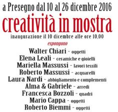 Creatività in Mostra a Presegno di Lavenone  http://www.panesalamina.com/2016/53014-creativita-in-mostra-a-presegno-di-lavenone.html