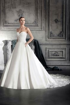 Νυφικά Φορέματα Demetrios Collection - Style 810