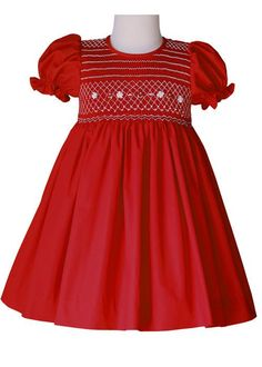cc64b72ab28 32 Amazing Girls Hand-Smocked Dresses images