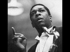 John Coltrane - Blue train.  God, I love this. #jazz