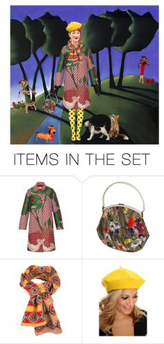 """Just let them be"" by vlaggetje ❤ liked on Polyvore featuring art"