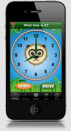 time and other apps for kids
