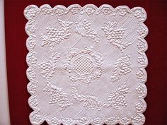 Corded Whitework Pics from Lincoln