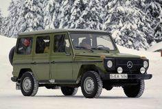 1979 Mercedes-Benz G-Wagen