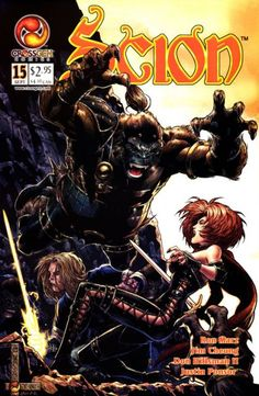 CrossGen Comics Characters   ... Connect » Comic Collector Connect » Comic Database » Scion » #15