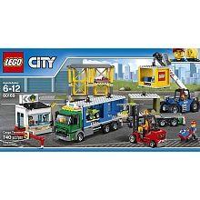 LEGO City Town Cargo Terminal 60169