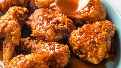 When it comes to fried chicken, there are as many different ways to prepare it as there are people that love to eat it. This is one of the most wonderful versions we've ever heard of – North Carolina Dipped Fried Chicken.