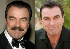 Tom Selleck is known in Hollywood for his mustache, characters, involvement with charities, and political statements. Star Wars, Blue Bloods, Hollywood Star, Beautiful Celebrities, Beautiful People, Amazing People, Gorgeous Men, Good Looking Men, Movie Stars
