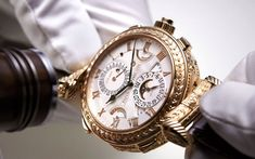 Patek Philippe Grandmaster Chime 5175R one of the most expensive watch in the world