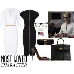 Most Loved Character: Claire Underwood businesscasualdresscode Lawyer Fashion, Fashion Tag, Office Fashion, Work Fashion, Fashion Looks, Fashion Outfits, Womens Fashion, Business Outfits, Office Outfits