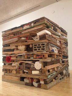 Tony Cragg Tate Modern
