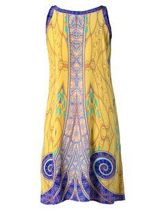 Imperial Gilt Swing Dress SHOP: http://www.colinheaney.com/product/imperial-gilt-swing-dress/