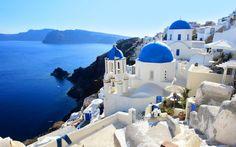 Greek Islands to Inspire Your Next Vacation -  Santorini
