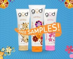 FREE Sample of gud Body Lotion