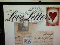Love Letter Template For Him Allison Hempel Lovatictildeath On Pinterest