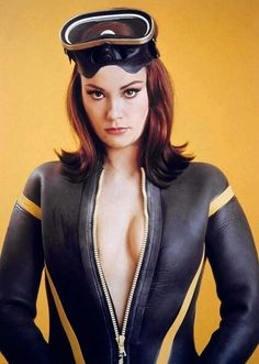 Picture of Claudine Auger James Bond Women, Claudine Auger, Scuba Girl, Womens Wetsuit, James Bond Movies, Bond Girls, Marilyn Monroe Photos, Sean Connery, Ursula Andress