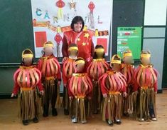 ¿Qué puedo hacer hoy?: Carnaval Chinese New Year Crafts For Kids, Chinese New Year Design, Chinese Crafts, Chinese Art, New Year's Crafts, Arts And Crafts, Paper Crafts, Chinese Birthday, New Year Designs