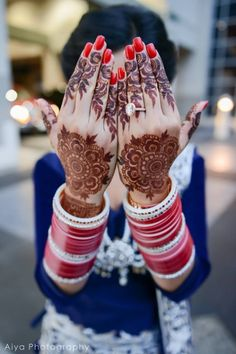 New Style Bridal Mehndi