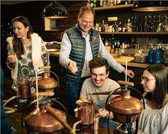 Schnaps selbst brennen - kleines Schnapsbrennseminar VILS | Schnapsbrenn-Seminar | Ingenieurbuero Andreas Heiss | myobis Small Bottles