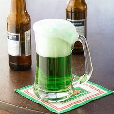 Click Pic for 23 St Patricks Day Cocktails - Green Beer   St Patricks Day Party Ideas