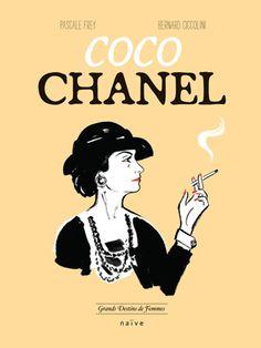 Комикс о жизни Габриэль Шанель:Вся жизнь легендарной Коко в картинках
