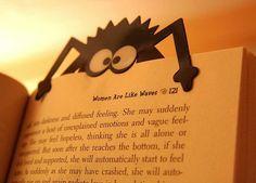 monster book mark