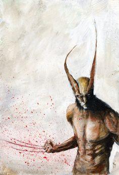 Wolverine 6 by *menton3 on deviantART