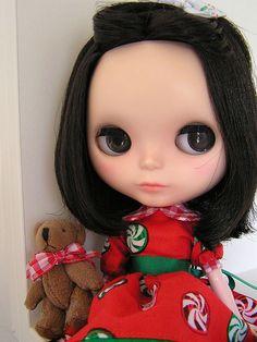 christmas dress by JennWrenn, via Flickr