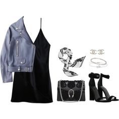 Untitled #111 by luvee on Polyvore featuring Fleur du Mal, Acne Studios, Kendall + Kylie, Gucci, Thomas Sabo, Chanel, Roberto Marroni and Kenzo