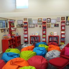 Education departments in Australia are now using bean bags in school libraries to make them more comfortable for students.Discover How To Make Reading Fun Kids Bean Bags, Helping Children, Kids Education, Art Lessons, Bag Making, Cool Kids, Bean Bag Chair, Classroom, Fun