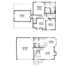 House Plans from 1300 to 1400 square feet | Page 2