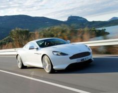 Virage Aston Martin how mach - http://autotras.com