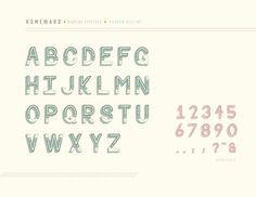 ⫸ Ten & Ten: Friday's Fab Fonts ⫷