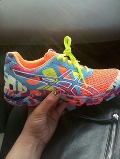Asics - Love these! May be my next pair?