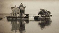 Saugerties Lighthouse: dormire in un faro sul fiume Hudson