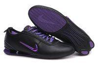 buy popular 617ec 8289b Nike Shox R3 9002 Plating hook Black Purple Women Shoes 79.59 Nike Shox  Rivalry, Nike