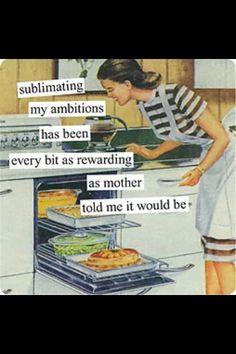 Housewife meme