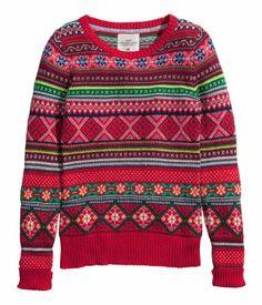H&M - Suéter de punto