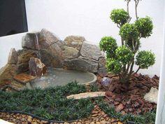 16 idées d'aménagement de bassin d'eau au jardin Garden Art, Garden Design, Turtle Homes, Mini Pond, Garden Waterfall, Ponds Backyard, Water Garden, Back Gardens, Garden Planning