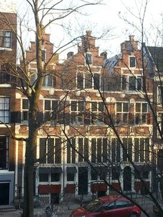 The 3 Hendrickjes at the Bloemgracht in Amsterdam. #amsterdam #historicsites #bloemgracht