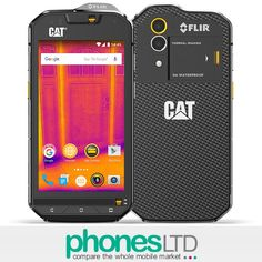 CAT S60 Thermal Imaging Smartphone compae the cheapest deals from all retailers & save at @phonesltd #cat #catphone #catsmartphone #thermal #thermalimaging #toughphone #waterproof #thermalimagingsmartphone #thermalimagingphone #toughsmartphone #cats60phone #cats60smartphone #instaphones #instafones