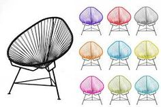 Image result for acapulco chair