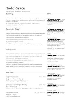 Manager Resumes Image Result For Marketing Manager Resume Examples  Resumes .