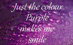 ♥ Purple