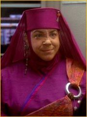 Image result for kai opaka deep space nine